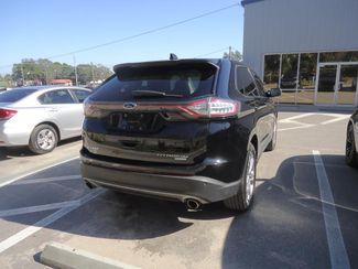 2017 Ford Edge Titanium. PANORAMIC. NAVI. AIR COOLED SEATS SEFFNER, Florida 12