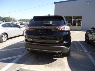 2017 Ford Edge Titanium. PANORAMIC. NAVI. AIR COOLED SEATS SEFFNER, Florida 13