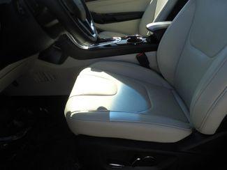 2017 Ford Edge Titanium. PANORAMIC. NAVI. AIR COOLED SEATS SEFFNER, Florida 14