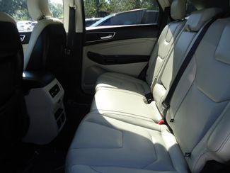 2017 Ford Edge Titanium. PANORAMIC. NAVI. AIR COOLED SEATS SEFFNER, Florida 15