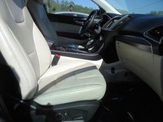 2017 Ford Edge Titanium. PANORAMIC. NAVI. AIR COOLED SEATS SEFFNER, Florida 16