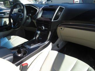 2017 Ford Edge Titanium. PANORAMIC. NAVI. AIR COOLED SEATS SEFFNER, Florida 17