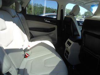 2017 Ford Edge Titanium. PANORAMIC. NAVI. AIR COOLED SEATS SEFFNER, Florida 18