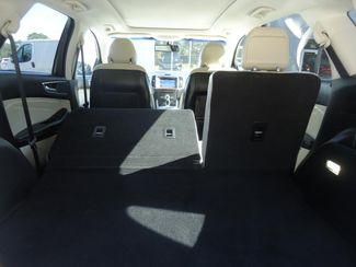 2017 Ford Edge Titanium. PANORAMIC. NAVI. AIR COOLED SEATS SEFFNER, Florida 20