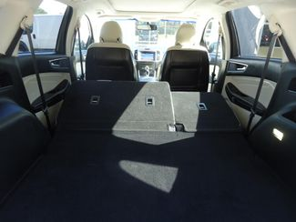 2017 Ford Edge Titanium. PANORAMIC. NAVI. AIR COOLED SEATS SEFFNER, Florida 21
