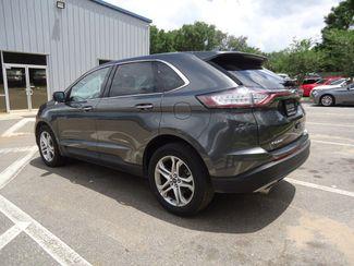 2017 Ford Edge Titanium SEFFNER, Florida 10
