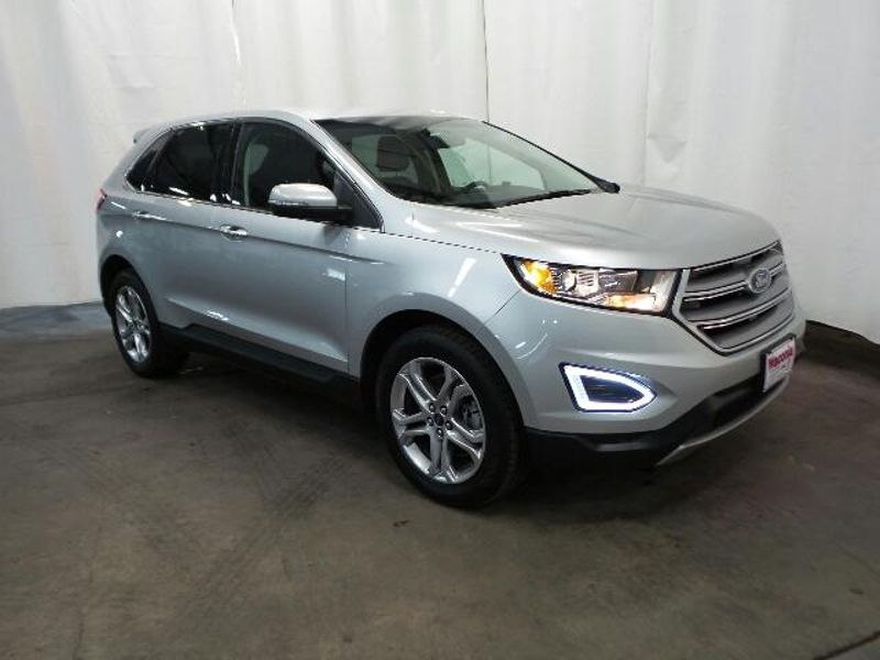 2017 Ford Edge Titanium  in Victoria, MN