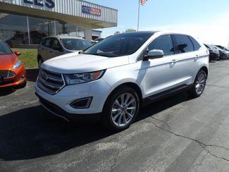 2017 Ford Edge Titanium Warsaw, Missouri 1