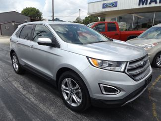 2017 Ford Edge Titanium Warsaw, Missouri 12