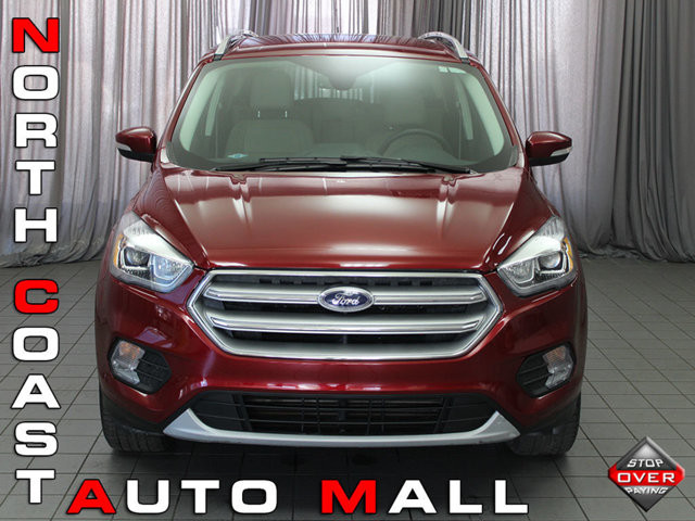 Used 2017 Ford Escape, $22423