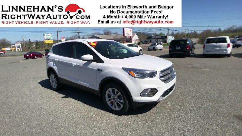 2017 Ford Escape SE  in Bangor, ME