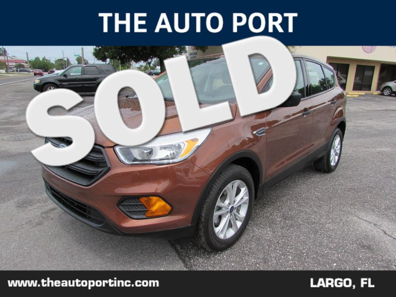 2017 Ford Escape S | Clearwater, Florida | The Auto Port Inc in Clearwater Florida