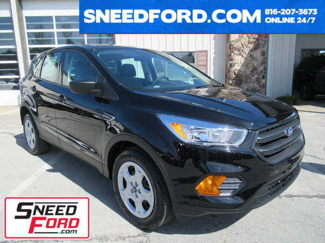 2017 Ford Escape S in Gower Missouri