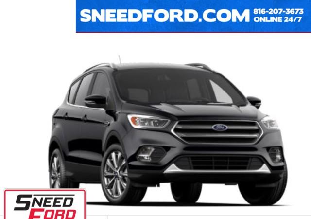 2017 Ford Escape Titanium 4X4 in Gower Missouri