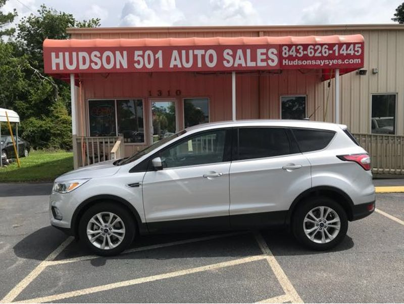 2017 Ford Escape SE | Myrtle Beach, South Carolina | Hudson Auto Sales in Myrtle Beach South Carolina