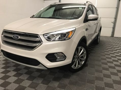2017 Ford Escape Titanium Leather Sony in Oklahoma City