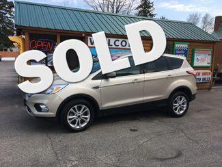 2017 Ford Escape SE AWD Ontario, OH