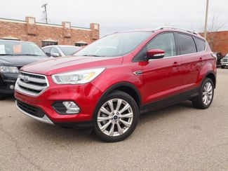 2017 Ford Escape Titanium Pampa, Texas