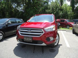 2017 Ford Escape SE 2.0 ECO BOOST 4WD. PANORAMIC. LEATHER PWR TAILG SEFFNER, Florida 5