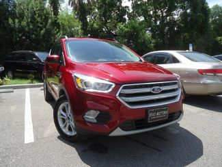 2017 Ford Escape SE 2.0 ECO BOOST 4WD. PANORAMIC. LEATHER PWR TAILG SEFFNER, Florida 6