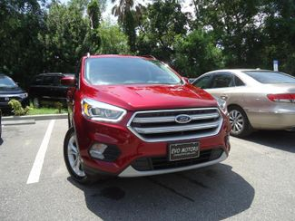 2017 Ford Escape SE 2.0 ECO BOOST 4WD. PANORAMIC. LEATHER PWR TAILG SEFFNER, Florida 7