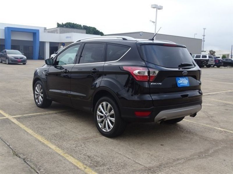 2017 Ford Escape Titanium   Texas  Victoria Certified  in , Texas