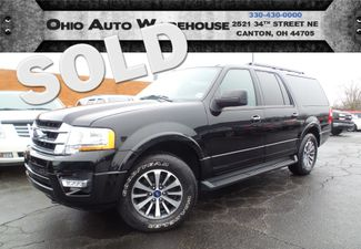 2017 Ford Expedition EL XLT 4x4 3rd Row WARRANTY 1-Own We Finance | Canton, Ohio | Ohio Auto Warehouse LLC in  Ohio