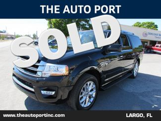 2017 Ford Expedition EL in Clearwater Florida