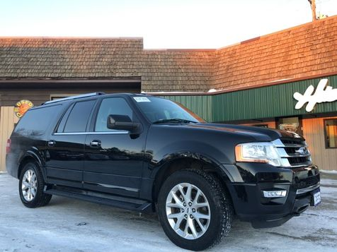 2017 Ford Expedition EL Limited in Dickinson, ND