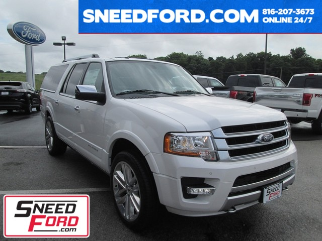 2017 Ford Expedition EL Platinum 4X4 in Gower Missouri