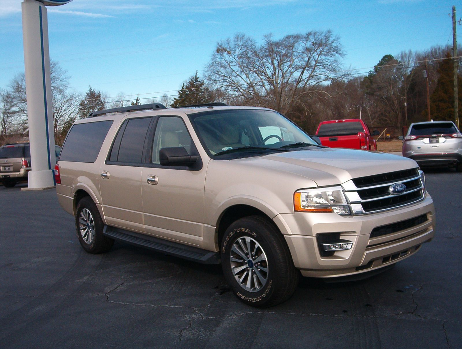 Ford Expedition El Xlt City Georgia Youngblood Motor Company Inc In Madison Georgia