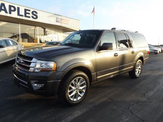 2017 Ford Expedition EL Limited Warsaw, Missouri 1