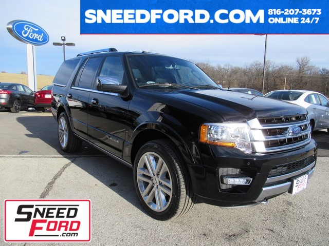 2017 Ford Expedition Platinum 4X4 in Gower Missouri