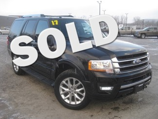2017 Ford Expedition Limited in  .