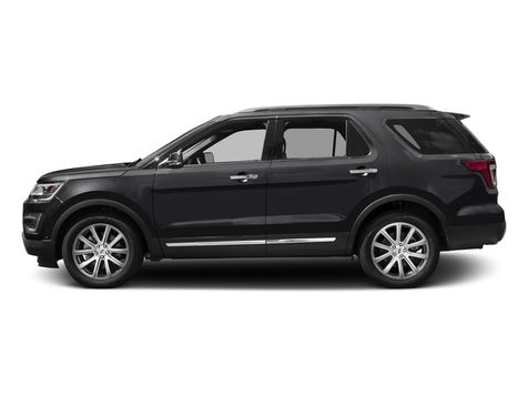 2017 Ford Explorer Limited in Akron, OH