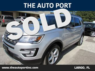 2017 Ford Explorer XLT*W/NAVI* | Clearwater, Florida | The Auto Port Inc in Clearwater Florida