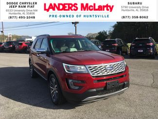 2017 Ford Explorer Platinum | Huntsville, Alabama | Landers Mclarty DCJ & Subaru in  Alabama