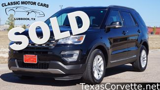 2017 Ford Explorer in Lubbock Texas