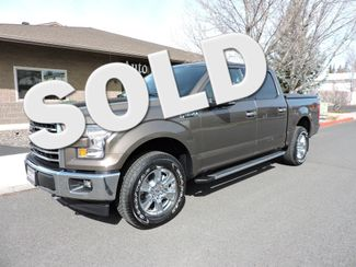 2017 Ford F-150 4x4 XLT 5.5 Bed 2K Miles! Like New Bend, Oregon