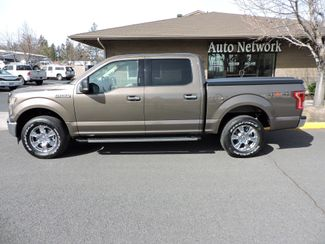 2017 Ford F-150 4x4 XLT 5.5 Bed 2K Miles! Like New Bend, Oregon 1