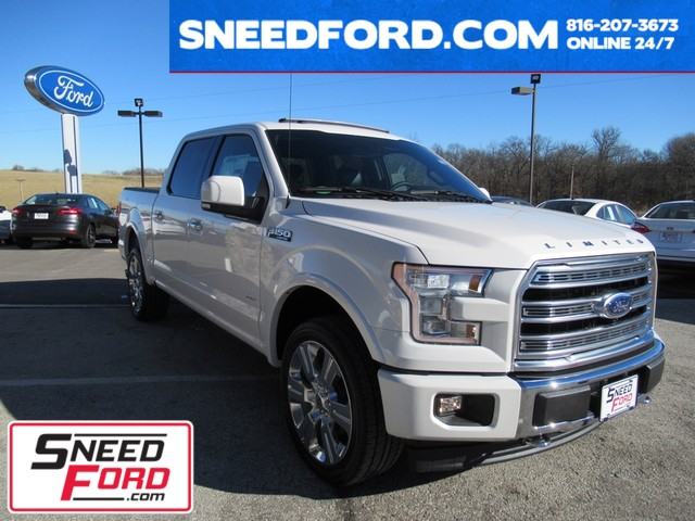 2017 Ford F-150 Limited 4X4 in Gower Missouri