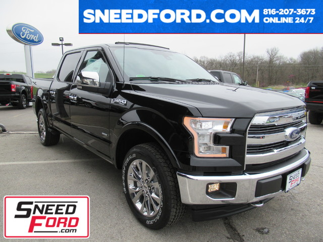 2017 Ford F-150 Lariat 4X4 in Gower Missouri