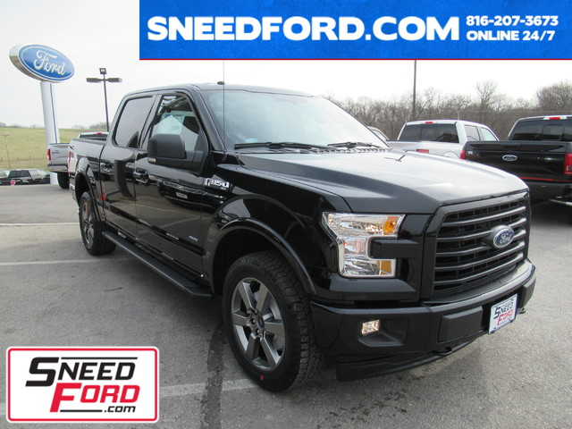 2017 Ford F-150 XLT 4X4 in Gower Missouri