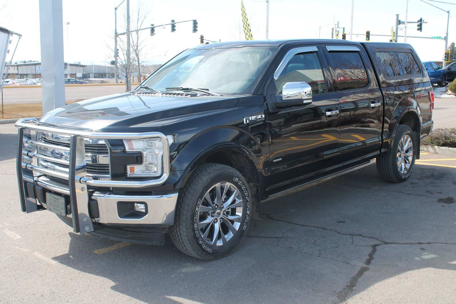 2017 ford f 150 lariat city mt bleskin motor company. Black Bedroom Furniture Sets. Home Design Ideas