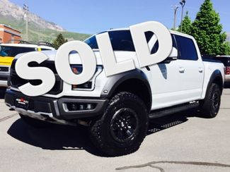 2017 Ford F-150 Raptor LINDON, UT