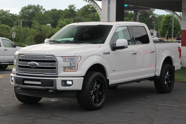 2017 Ford F-150 Limited SuperCrew 4x4 - LIFTED - ACTIVE PARK! Mooresville , NC 23