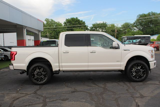 2017 Ford F-150 Limited SuperCrew 4x4 - LIFTED - ACTIVE PARK! Mooresville , NC 14