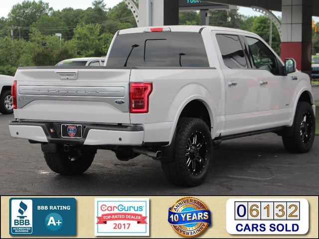 2017 Ford F-150 Limited SuperCrew 4x4 - LIFTED - ACTIVE PARK! Mooresville , NC 2