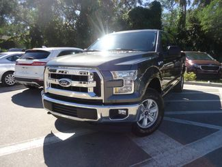 2017 Ford F-150 XLT SUPERCREW 4X4 SEFFNER, Florida