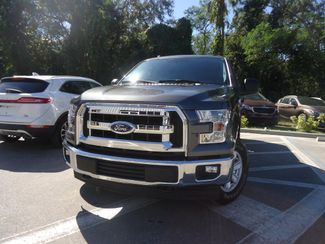 2017 Ford F-150 XLT SUPERCREW 4X4 SEFFNER, Florida 4